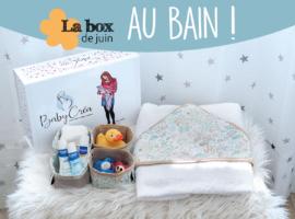 BabyCréa box juin page mois