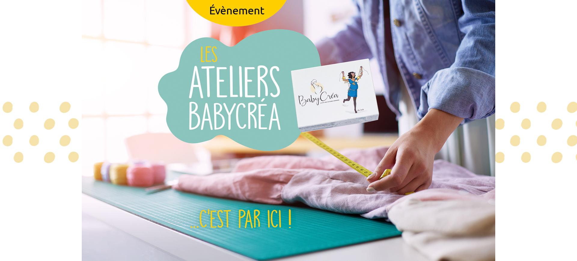 BabyCréa atelier DIY