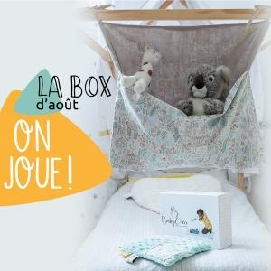 BabyCréa Box août