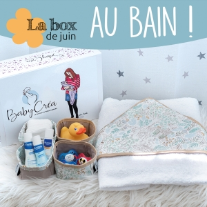 BabyCréa box de juin