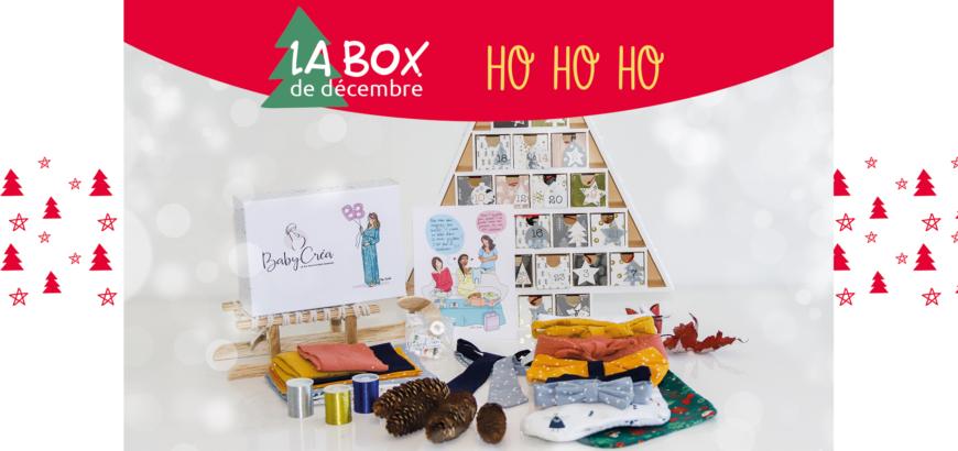 babycrea box noel décembre